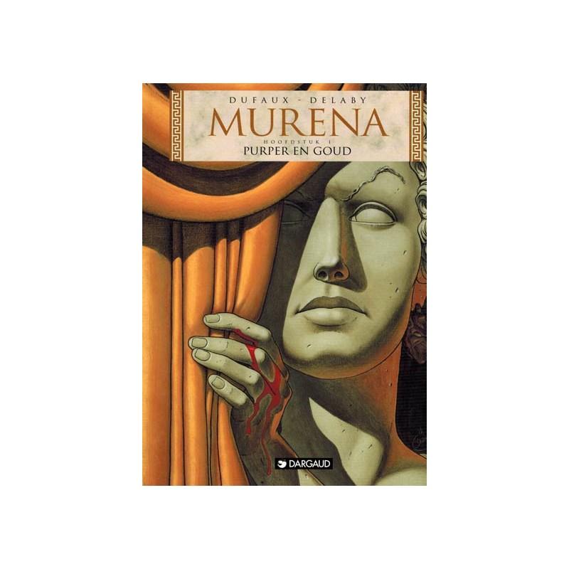 Murena 01 Purper en goud 1e druk 1997