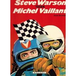 Michel Vaillant 38 Steve Warson tegen Michel Vaillant 1e druk 1981