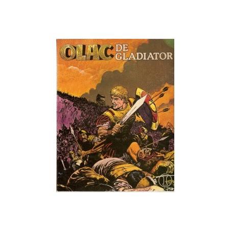 Olac de Gladiator<br>Setje deel 1 t/m 8<br>1e drukken 1980-1982