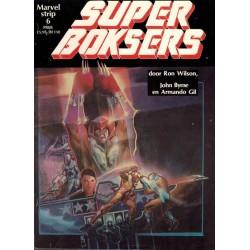 Marvelstrip 06 Superboksers 1e druk 1984