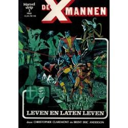 Marvelstrip 03 Leven en laten leven 1e druk 1983