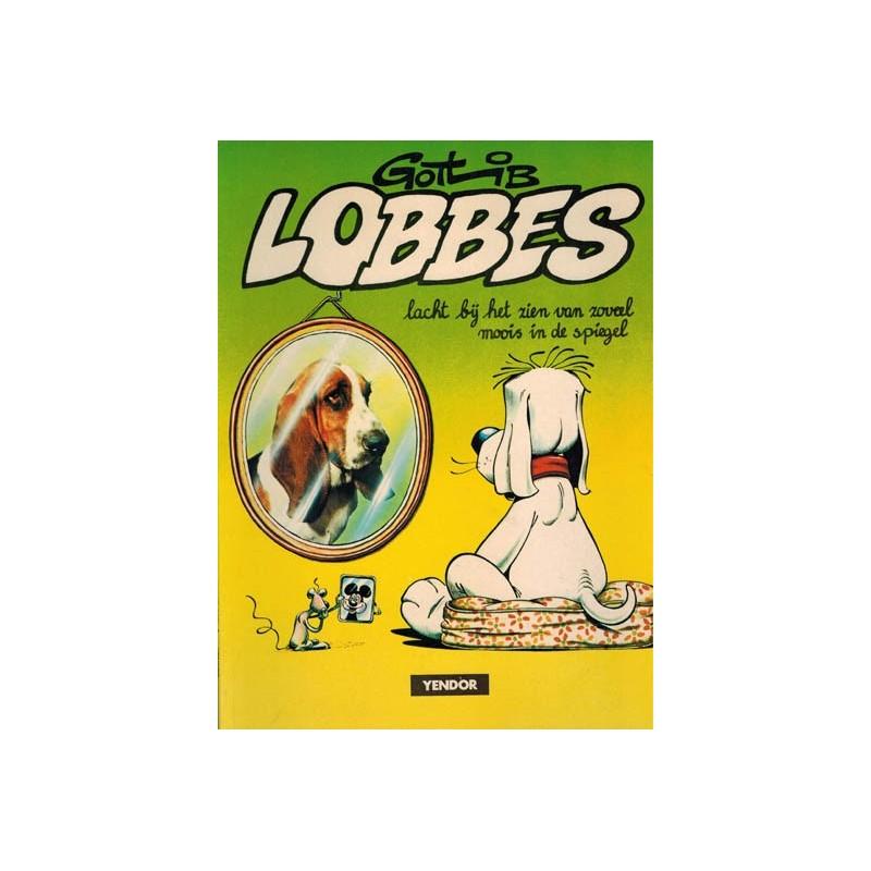 Lobbes 03 Lacht bij het zien van zoveel moois in de spiegel 1e druk 1980