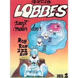 Lobbes 02 Zaagt maar door 1e druk 1979