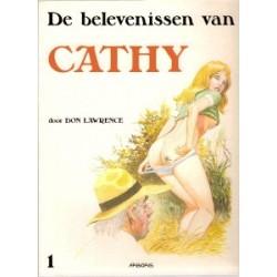 Cathy<br>Setje deel 1 & 2<br>1e drukken 1991-1992