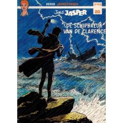Jeugdzonden 20 Joris Jasper De schipbreuk van de Clarence 1e druk 1976