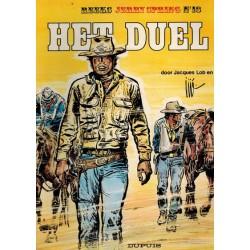 Jerry Spring 18 Het duel 1e druk 1984