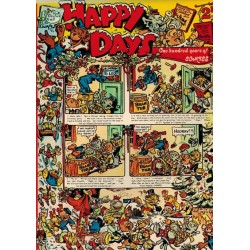 Happy days! HC One hundred years of comics first printing 1975