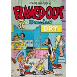 Flamed-out funnies 01 first printing 1975