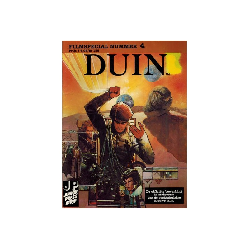 Filmspecial 04 Duin 1e druk 1984