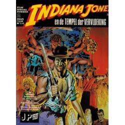 Filmspecial 02 Indiana Jones en de tempel der vervloeking 1e druk 1984