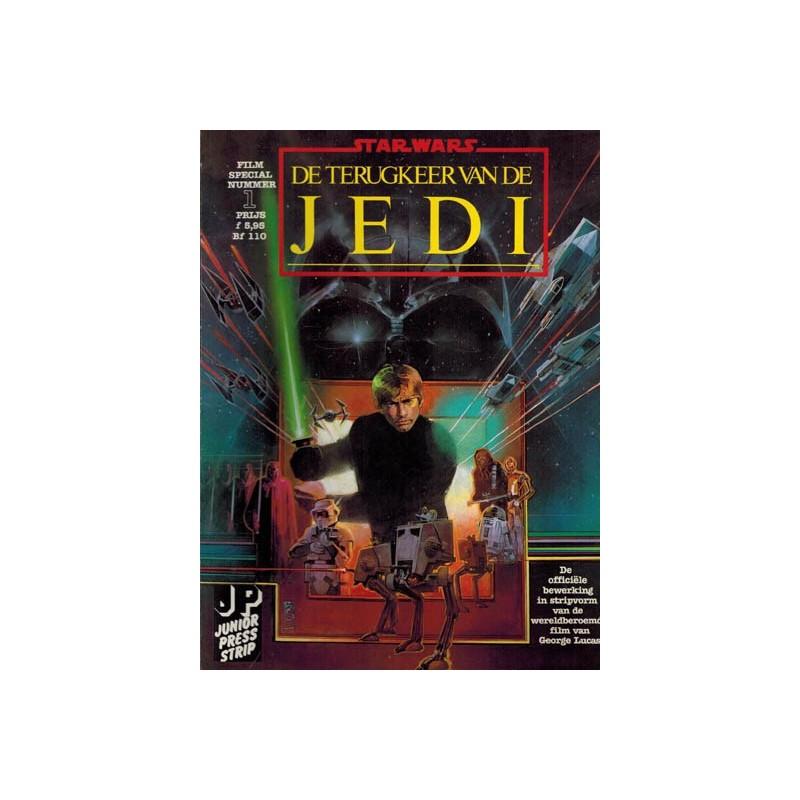 Filmspecial 01 Star Wars De terugkeer van de Jedi 1e druk 1983