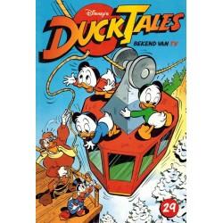 Ducktales 29 De verdwenen koekoeksklok 1e druk 1994