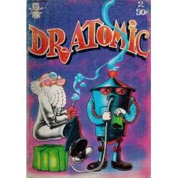 Dr. Atomic 02 first printing 1973