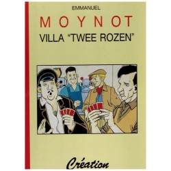 Creation 10 HC Villa ''Twee rozen'' 1e druk 1989