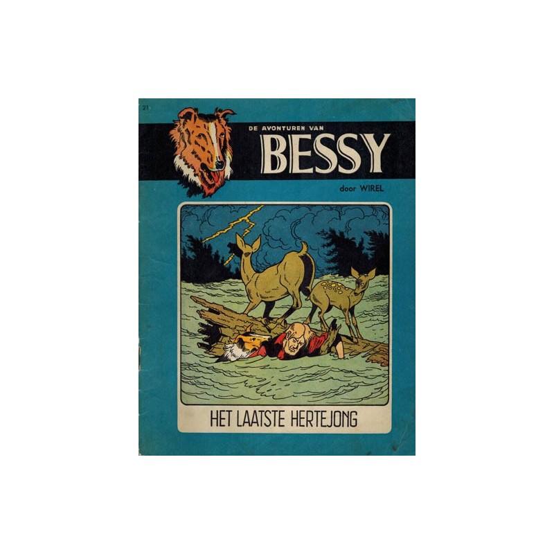 Bessy 021 Het laatste hertejong herdruk