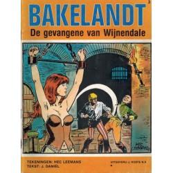 Bakelandt 03 De gevangene van Wijnendale herdruk Hoste