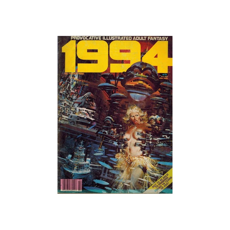 1984 US 29 first printing 1983