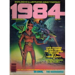 1984 US06 first printing 1979