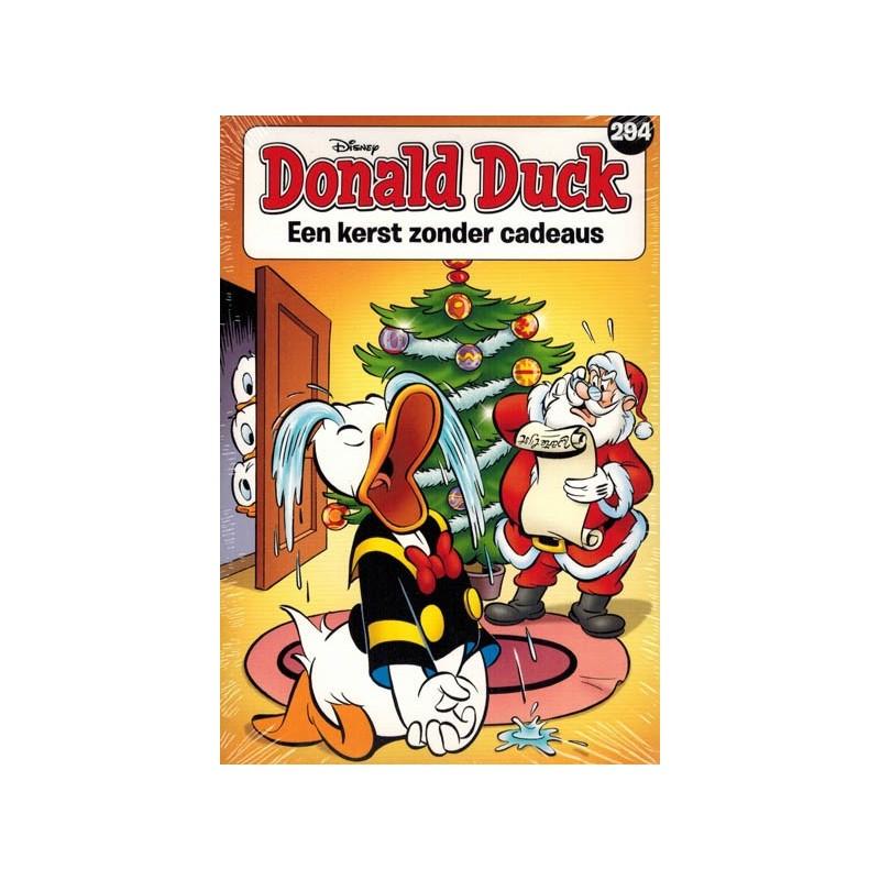 Donald Duck  pocket 294 Een kerst zonder cadeaus
