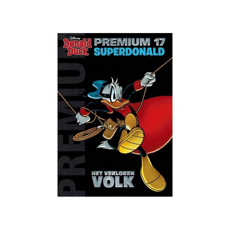 Donald Duck  Premium pocket 17 Superdonald Het verloren volk