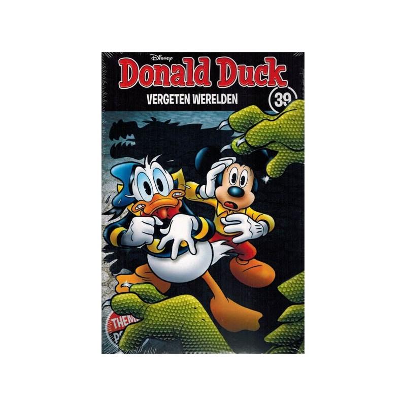 Donald Duck  Dubbel pocket Extra 39 Vergeten werelden