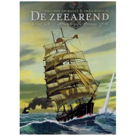Zeearend HC 01 Atlantische oceaan 1916