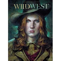 Wild west HC 01 Calamity Jane