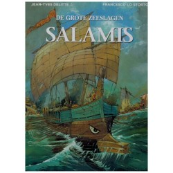 Grote zeeslagen 10 HC Salamis