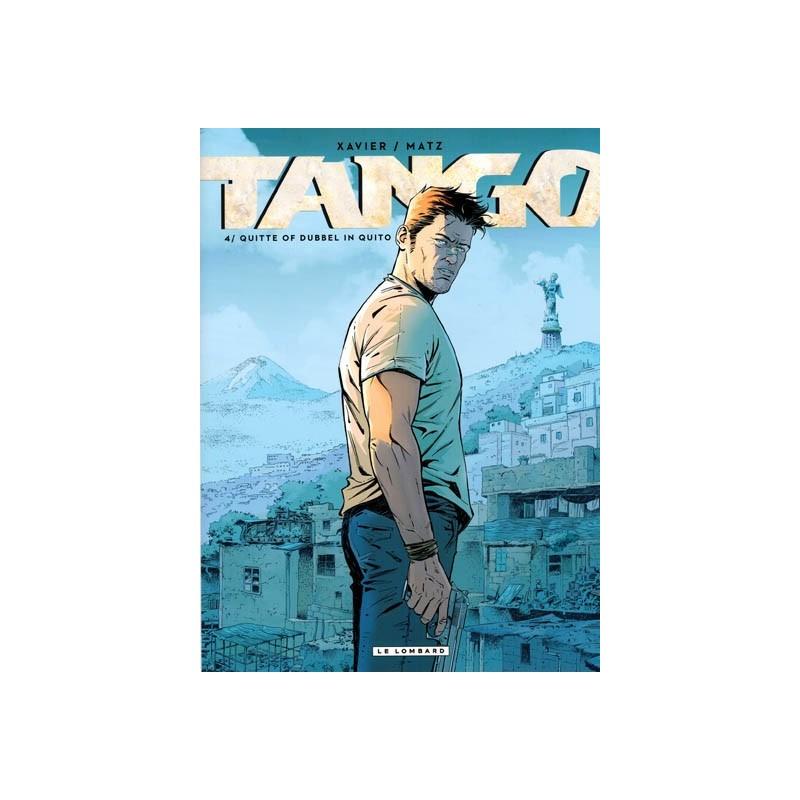 Tango  04 Quitte of dubbel in Quito