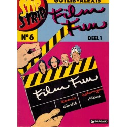 Stip strip 06 Film dun deel 1 1e druk 1979
