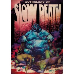 Anthology of Slow Death fusrt printing 1975