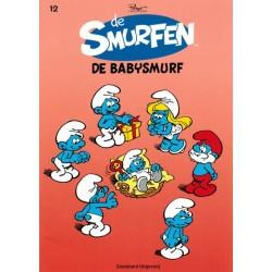 Smurfen  12 De babysmurf