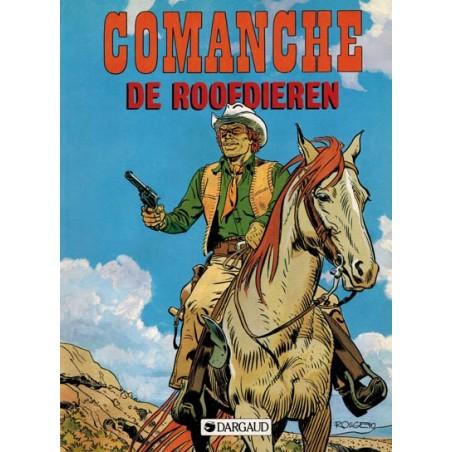 Comanche 11 De roofdieren 1e druk 1990