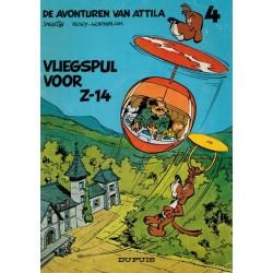 Attila 04 Vliegspul voor Z-14 1e druk 1974