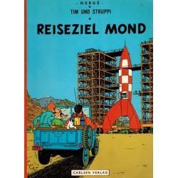 Kuifje Taal Tim und Struppi Rieseziel Mond (Reis naar de maan) Duitstalig