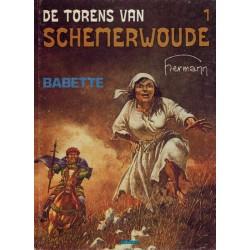 Torens van Schemerwoude HC 01 Babette 1e druk 1985