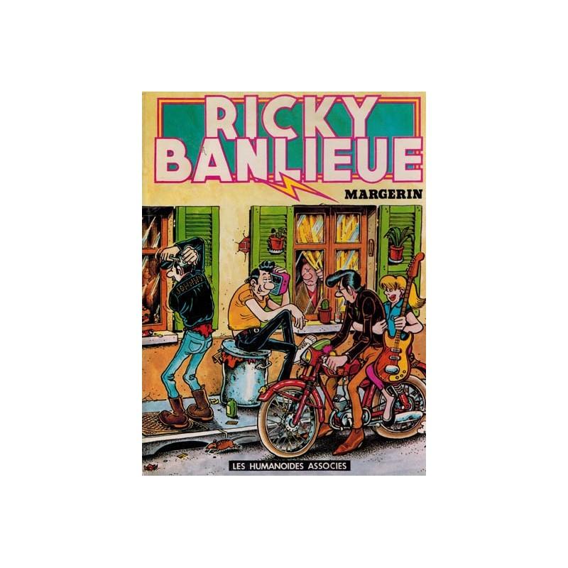 Ricky Banlieue % HC 1980