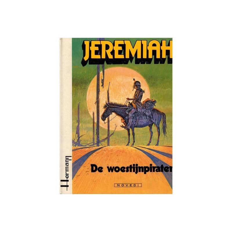 Jeremiah HC 02 De woestijnpiraten 1e druk 1982
