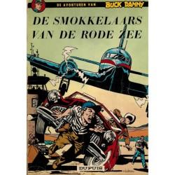 Buck Danny 07% De smokkelaars van de Rode Zee herdruk 1966