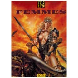 Royo Femmes HC 1e druk 1992