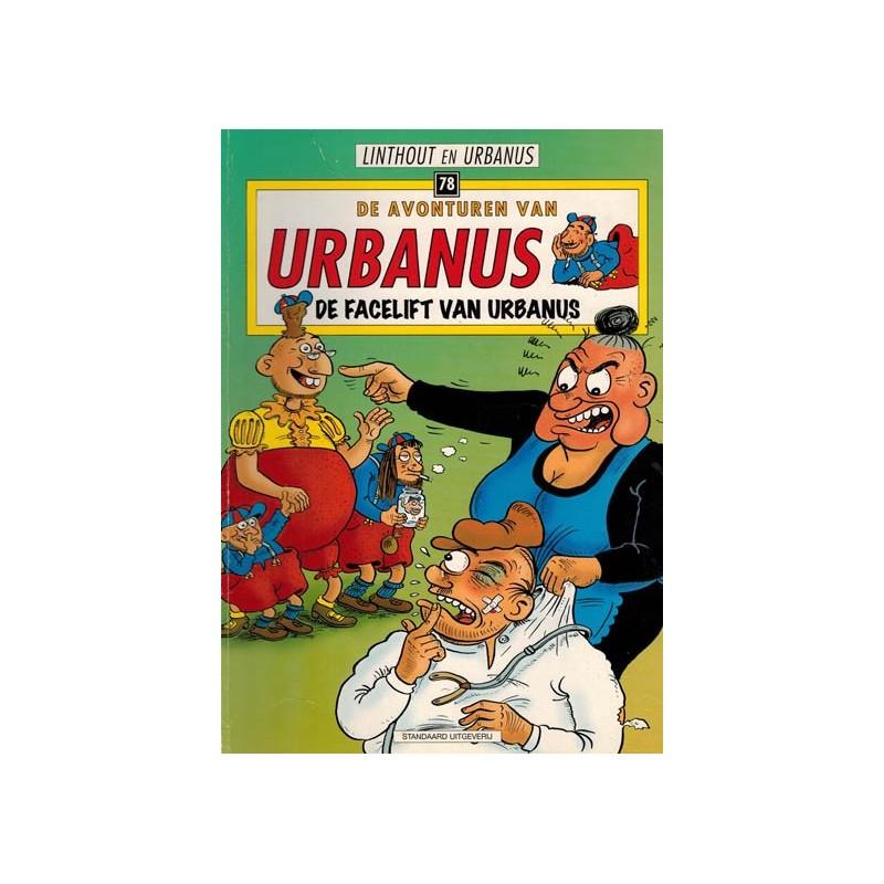 Urbanus 078% De facelift van Urbanus 1e druk 1999