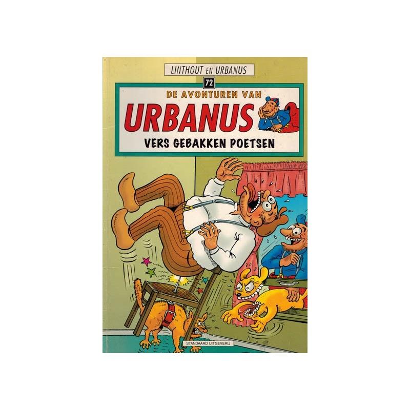 Urbanus 072% Vers gebakken poetsen 1e druk 1998