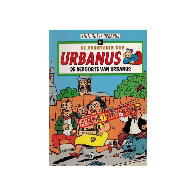 Urbanus 014 De geboorte van Urbanus herdruk
