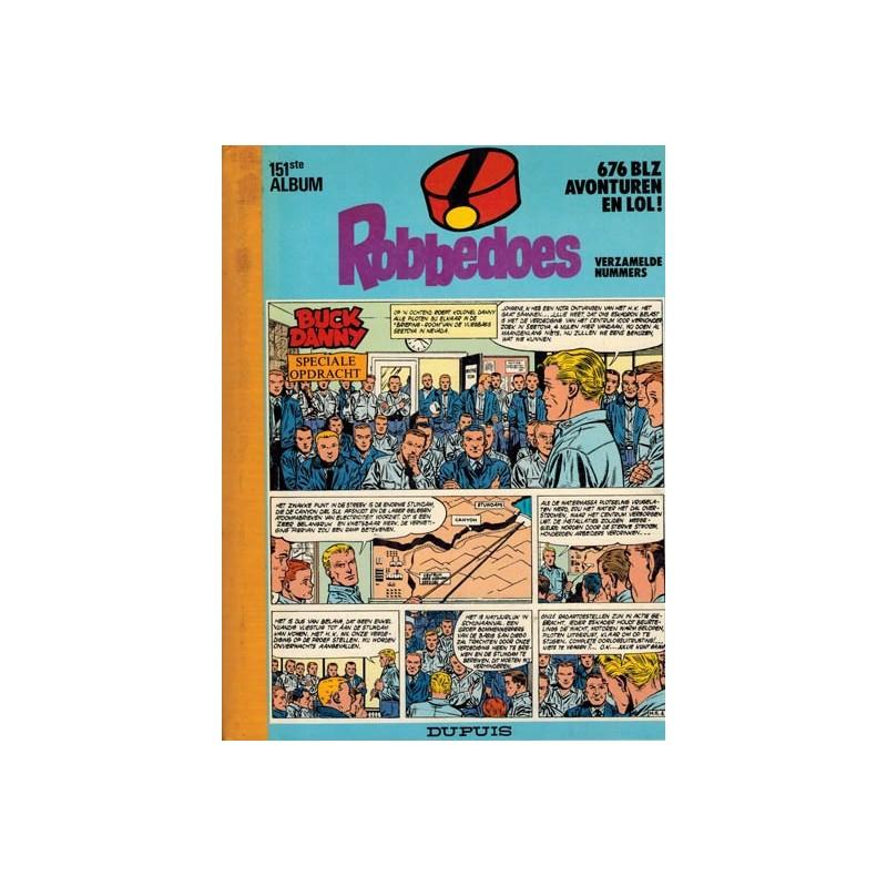 Robbedoes bundel 151 1e druk 1979