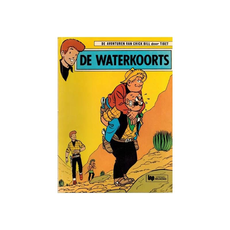 Chick Bill 21 Waterkoorts 1e druk Helmond 1977