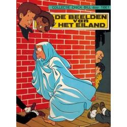 Chick Bill 28 De beelden van het eiland 1e druk Helmond 1972