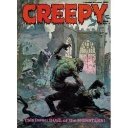 Creepy USA 007 first printing 1965
