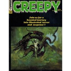 Creepy USA 016 first printing 1967