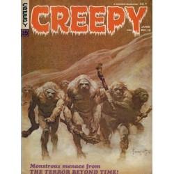 Creepy USA 015 first printing 1967