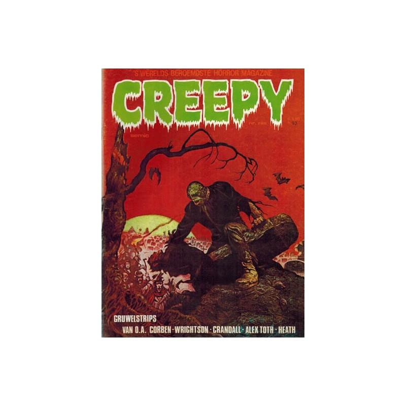 Creepy 06 1e druk 1981